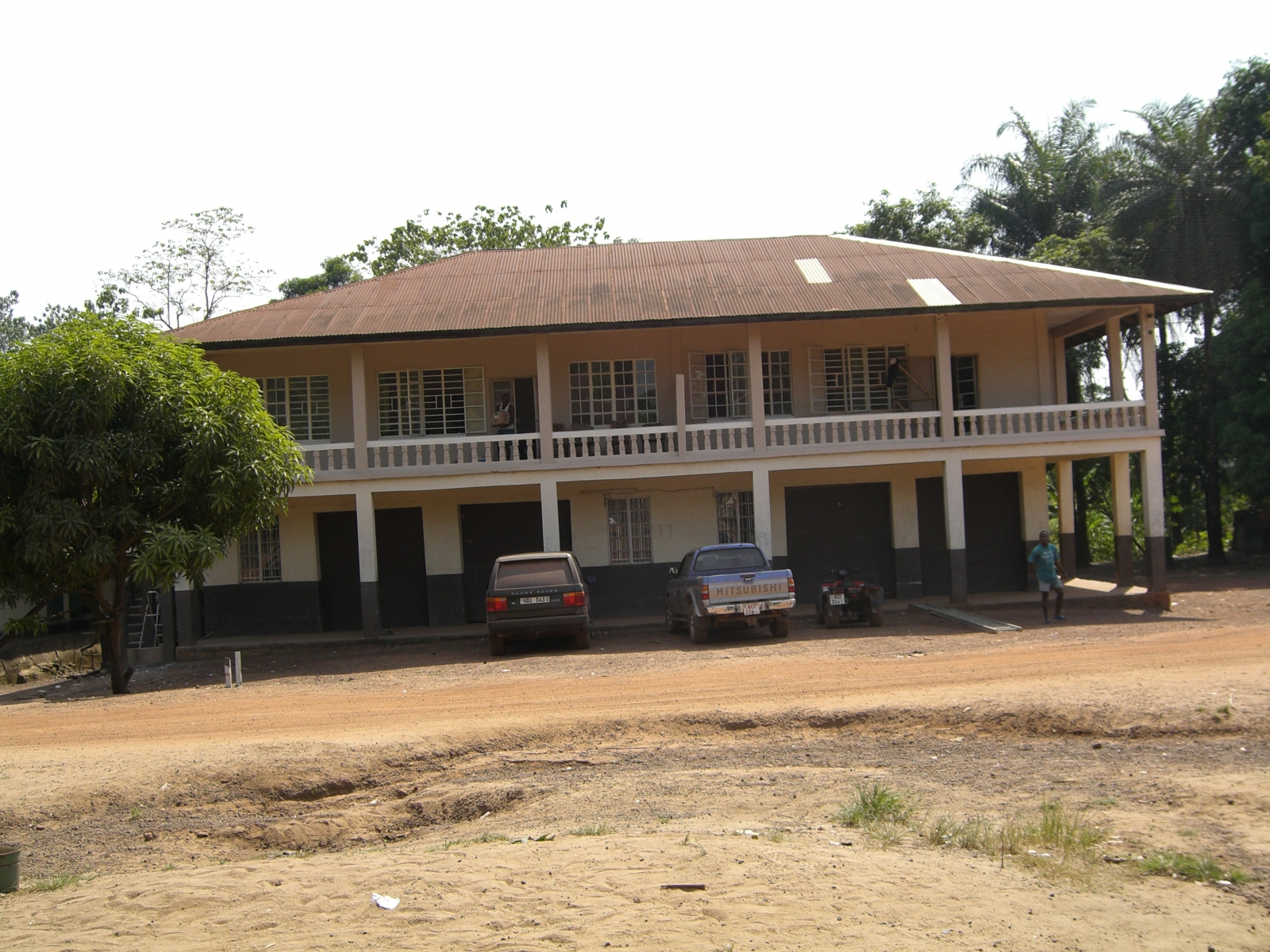 House at Njahili