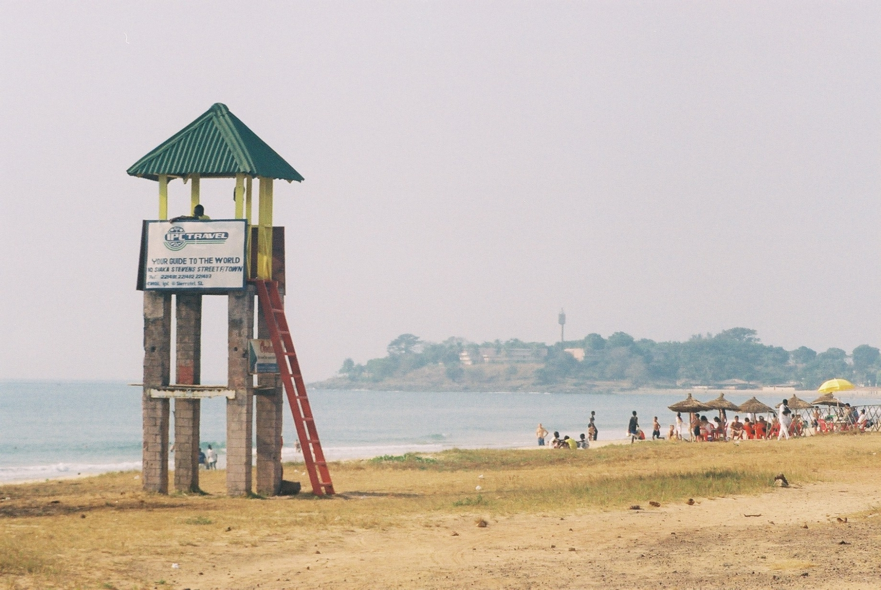 Beach at Njahili