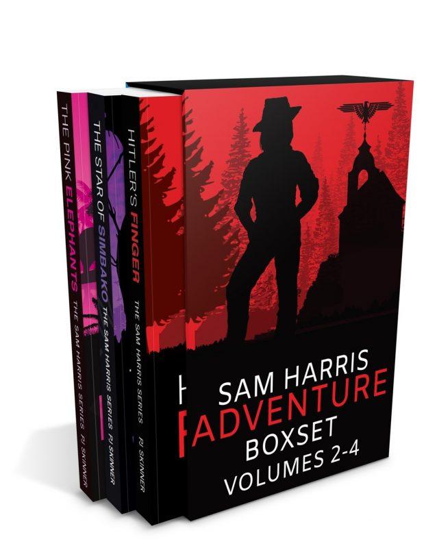 Sam Harris Boxset 2-4