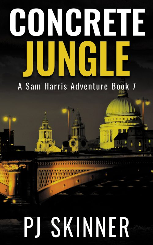 Concrete Jungle (Book 7)